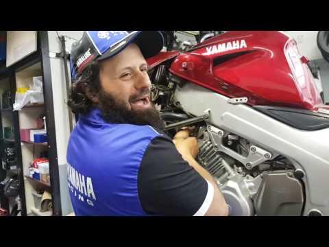 yamaha tdm 850 reparatie servicebeurt