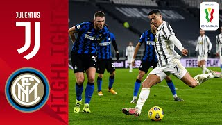 Juventus 0-0 Inter | Juventus knock-out Inter to reach Coppa Italia Final! | Coppa Italia 2020/21