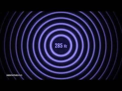 285 Hz Solfeggio Soundscapes | DEVELOP STRONG POSITIVE AURA