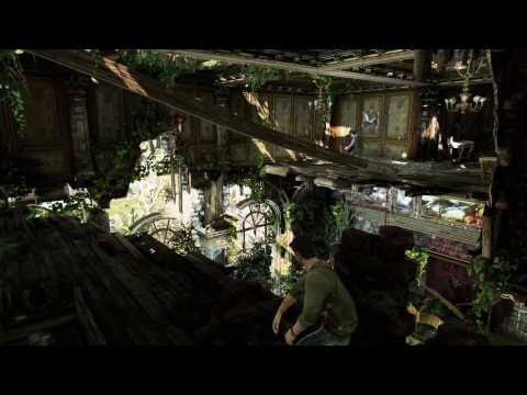 UNCHARTED 3 gameplay direct feed - 2 of 3 [Official HD]