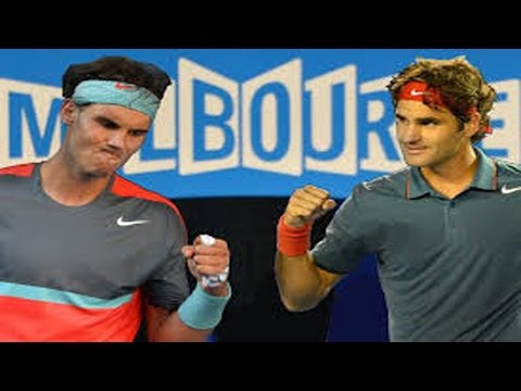 GANADOR Roger Federer OPEN AUSTRALIA (4-6)(6-3)(1-6)(6-3)(3-6) || VAMOS RAFA #vamosrafa
