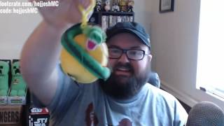 Lootcrate Unboxing: May 2016 | POWER