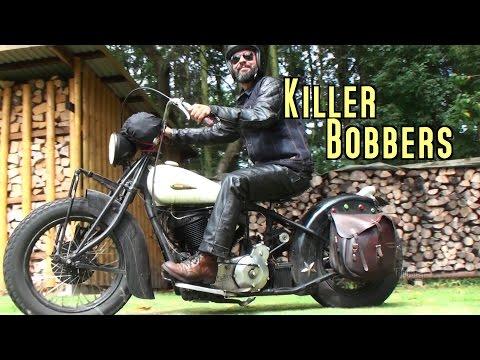 ♠ Killer Bobbers Copenhagen - Indian / Harley Davidson BOBBER