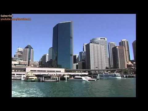 Downtown Sydney Australia - youtube.com/tanvideo11