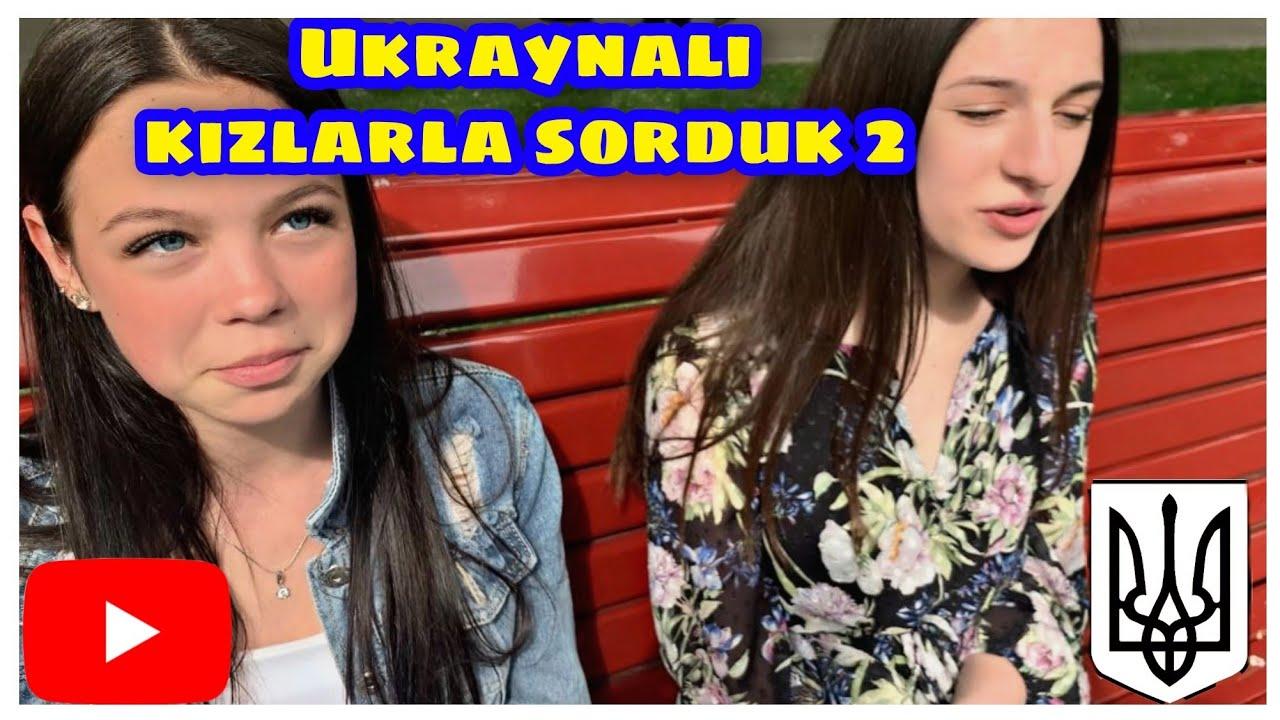UKRAYNALI (Kızlara) SORDUK 2 #ukrayna #kharkiv