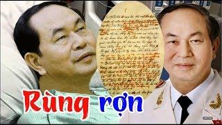 Sự thật rùng rợn về cuộc á/m s/á/t Trần Đại Quang trong bản di chúc tôi lỗi