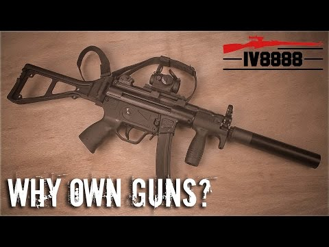 Top 10 Reasons to Be a Gun Owner