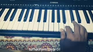 Ye Kahan Aa Gaye Hum | Silsila | Cover Version | Digital Keyboard |