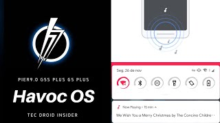 Moto G5 Plus | Link Updated Havoc OS 2 3 (15/03/19) Android