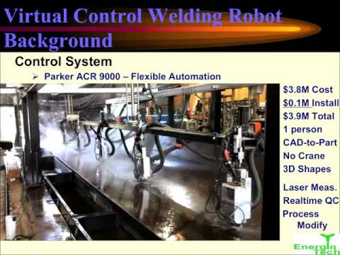 WMTC-184 Development of A Collaborative Robot (COBOT) for Increased Welding Productivity and Quality