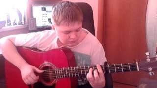 Scorpions -- Still loving you на гитаре