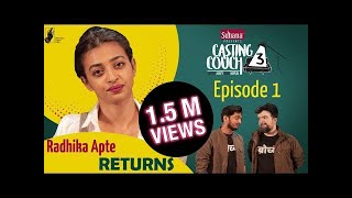 Casting Couch S3E1 Radhika Apte RETURNS with Amey & Nipun | #CCWAN3 #bhadipa