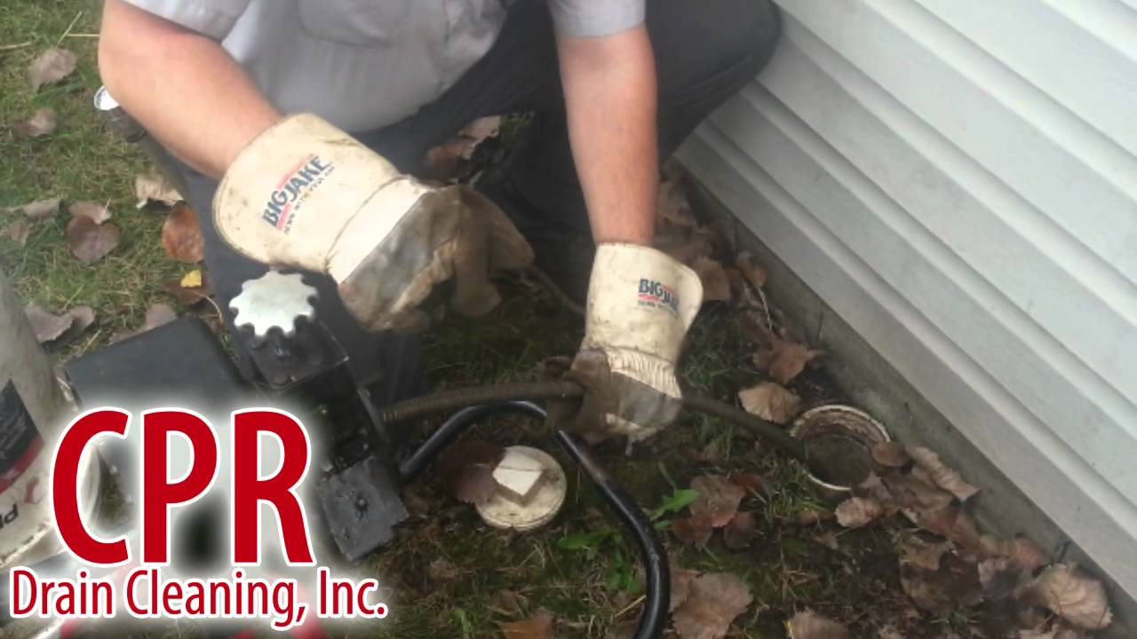 CPR Drain Cleaning Inc Video | Drain Cleaning Service in Columbus