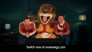 OVO Energy Smart PAYG+ TV ad