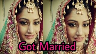 Surbhi Chadna aka Anikka oberoi from Ishqbaaz got married in real life | full marriage video