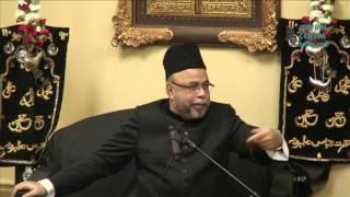 8th Muharram 2015/1437 Maulana Sadiq Hasan Majlis