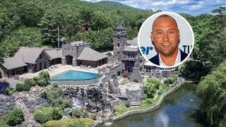 Derek Jeter's Upstate New York Castle Can Now Be Your Home