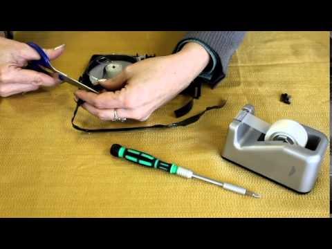 How to Repair a VHS tape - Denver and Fort Collins, Colorado