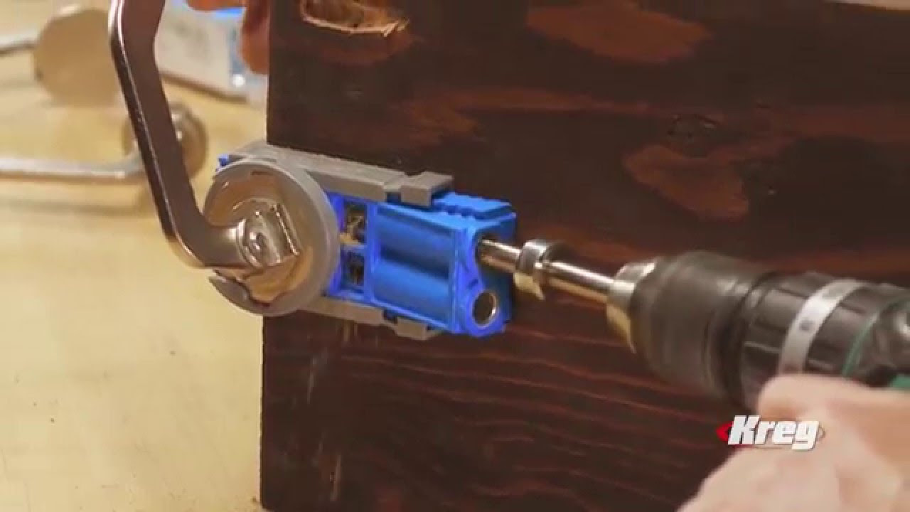 Kreg Jig Different Thickness Kreg Tool Tips Joining Kreg Tool Company