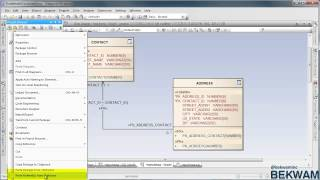 Convert Oracle Model to SQL Server in SparxSystems EA