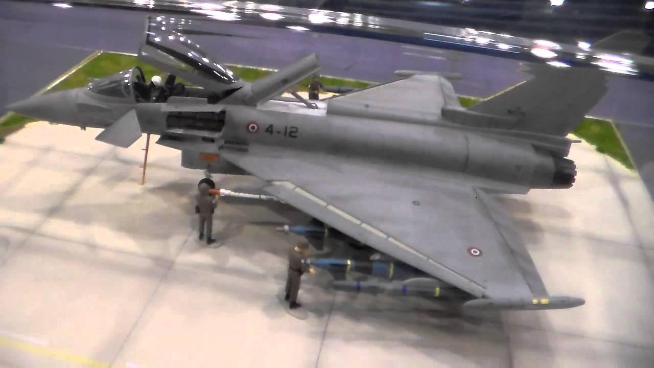 Aerei Da Caccia Nuovi : Model expo italy aerei militari italiani u s a e russi