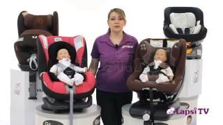 видео Автокресло от 0 до 13 кг: как выбрать детские модели для младенцев