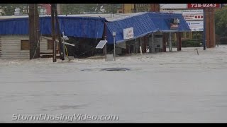 Columbia, SC Devistating Flooding Footage 10/4/2015