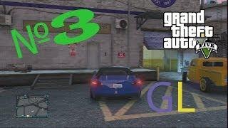 "GTA 5 Online #3 ""3 Метра Над Уровнем Неба"""