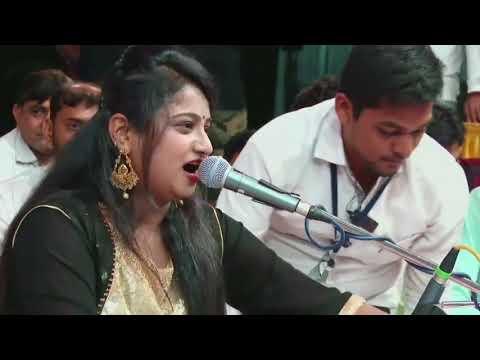 DEVANGI PATEL ||  Ram Roti Ram Roti || Surat || Shravan tiffin seva dayro - 2018