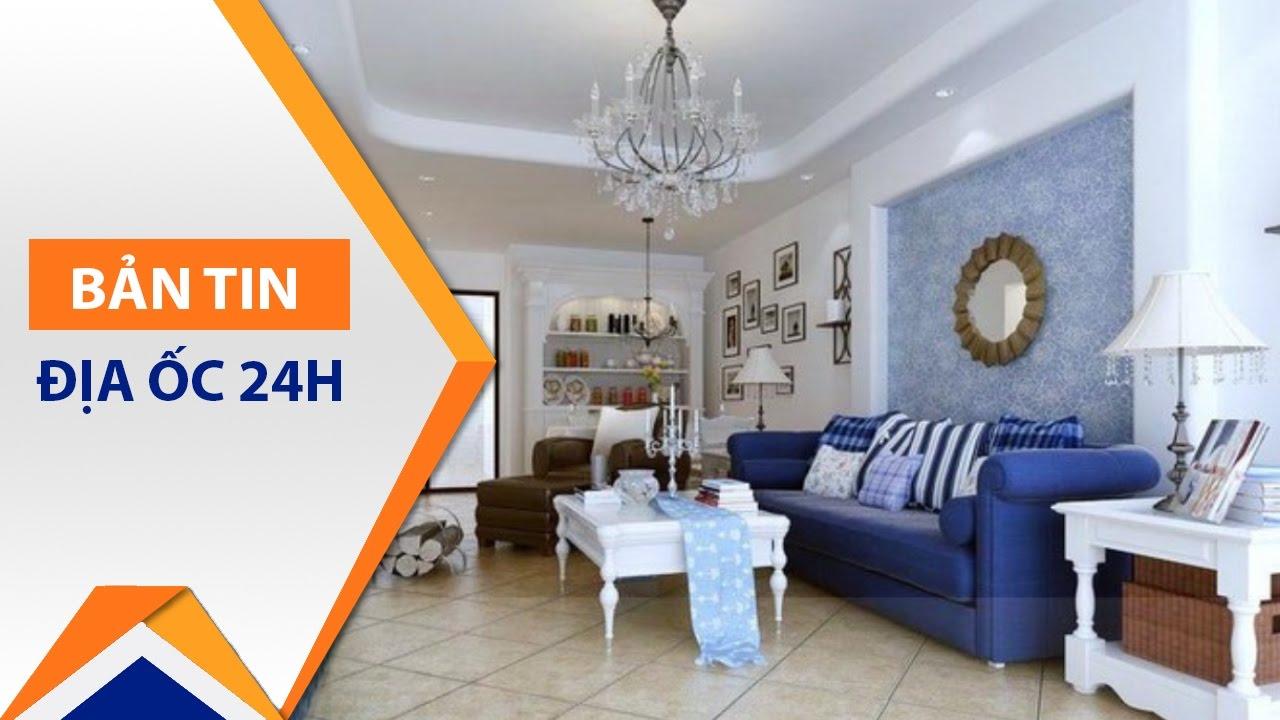 Thiết kế phòng khách nhỏ hẹp để hợp phong thủy | VTC