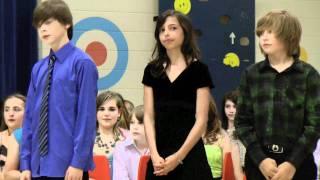 mount pleasant elementary school graduation 2011 hudson quebec