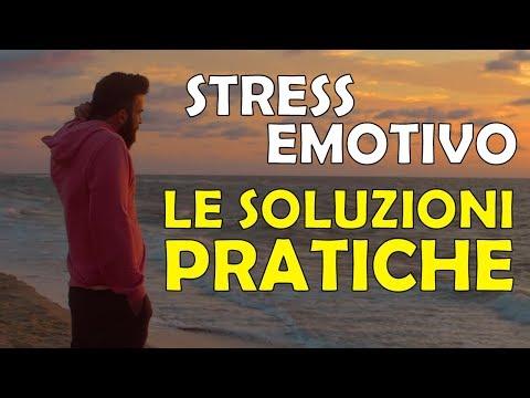 NO STRESS- Le soluzioni per lo stress emotivo