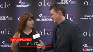 ole Live from the Red Carpet - Lisa LeBlanc Interview