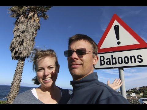SOUTH AFRICA: THE WESTERN CAPE (travel movie trailer)