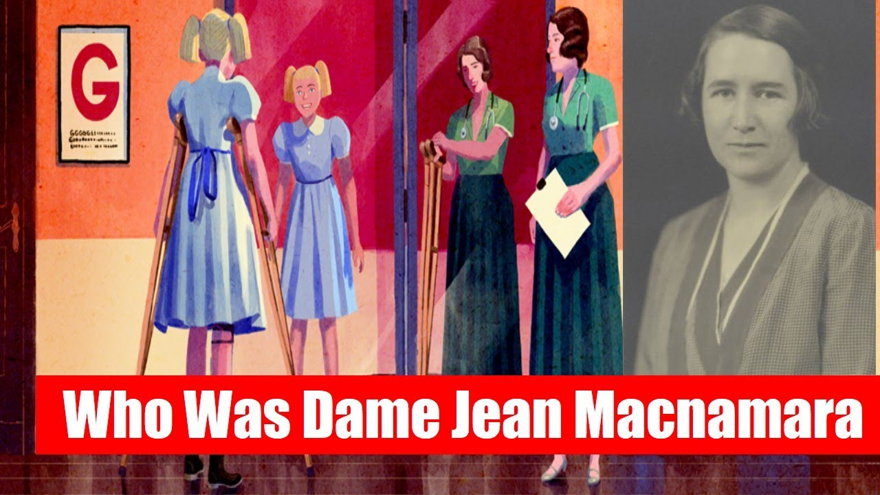 Dame Jean Macnamara: Google honours the work of pioneering ...