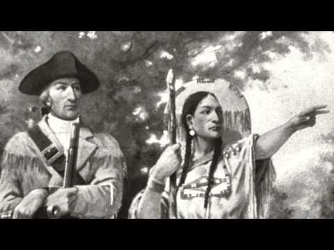 Sacagawea - Laura Vinson & Free Spirit