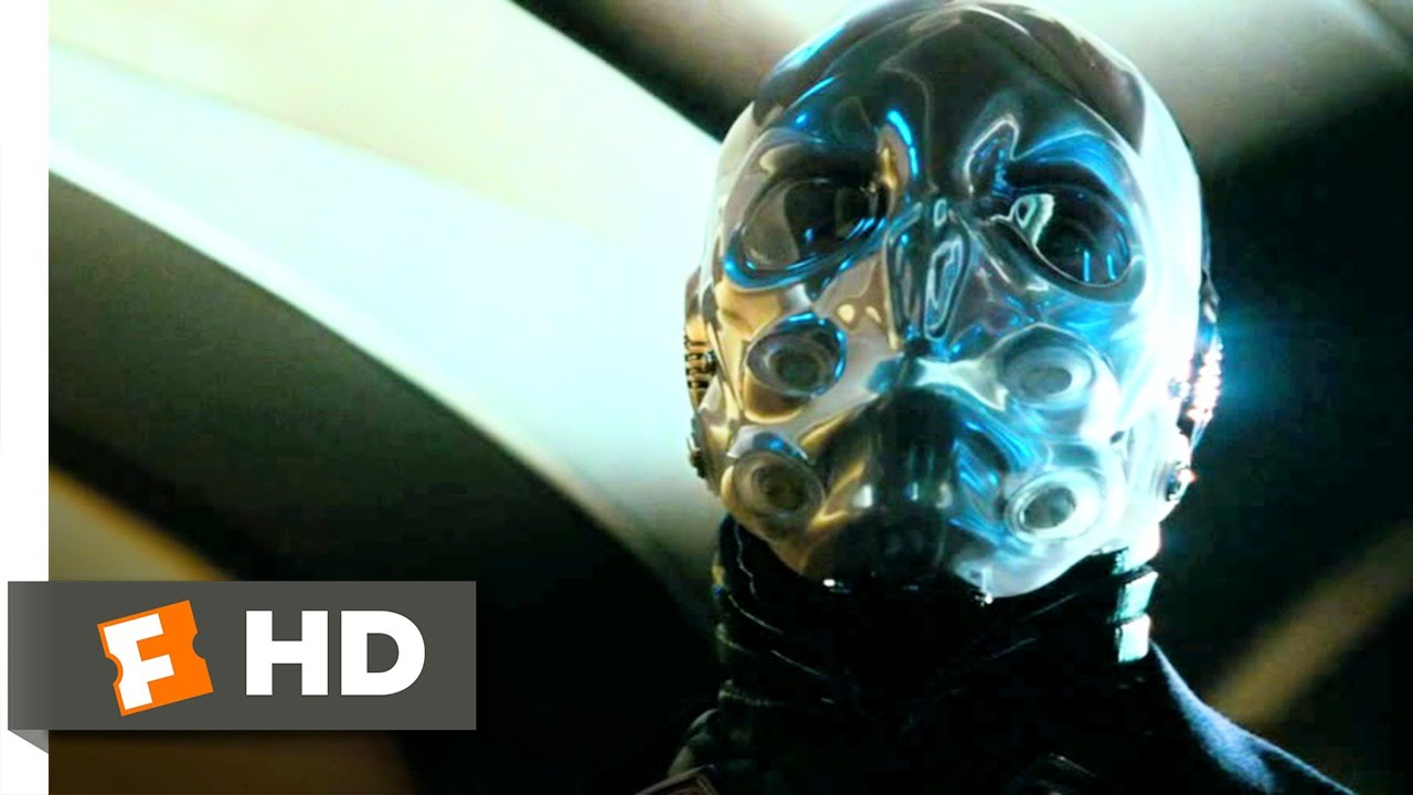 Download G.I. Joe: The Rise of Cobra (10/10) Movie CLIP - You Will Call Me Commander (2009) HD