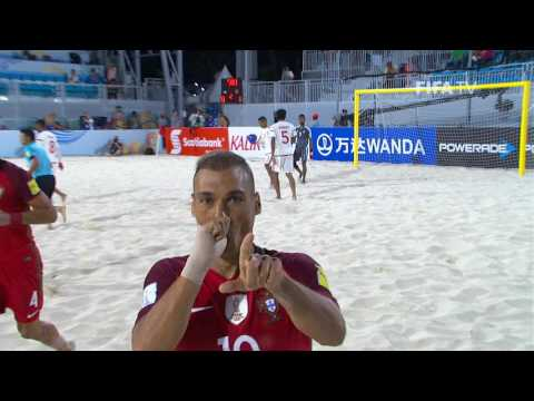 Match 24: UAE v Portugal - FIFA Beach Soccer World Cup 2017