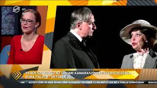 Kult'30 – az értékes félóra: Új előadásban debütál Szabó Sipos Barnabás