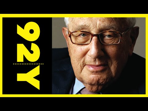 Henry Kissinger with Richard Haass on the Modern State