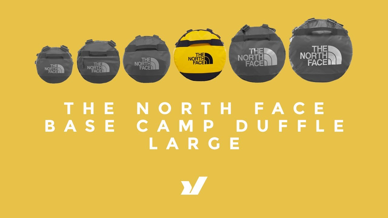 f10250dd2 The North Face Large Base Camp Duffle
