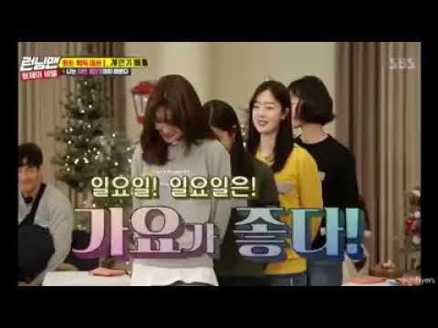 SNSD SOOYOUNG COVER Fin.K.L's ETERNAL LOVE ON RUNNING MAN