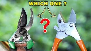 WHICH PRUNER TO CHOOSE AND FOR WHAT?   8 TYPES OF TRIMMERS OR CUTTING TOOLS FOR YOUR GARDEN