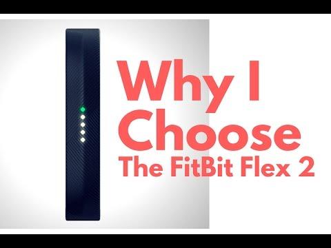Fitbit Flex 2 better than the Apple Watch