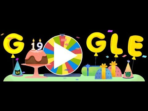The Best Games Featured on Google's Birthday Surprise Spinner