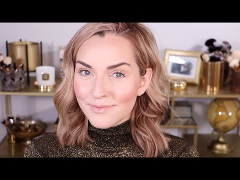 איך לעשות מראה של עור פנים מושלם וקורן עם איפור