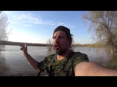 рыбалка в апреле на оби