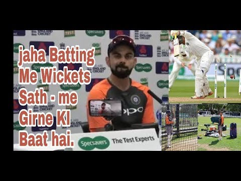Virat Kohli ON India Middle Order batsman Batting Performance | jaha wickets sathme Girne KI baat thumbnail