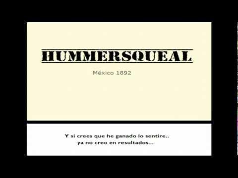 Hummersqueal Te Quiero Ver Lyrics English Translation