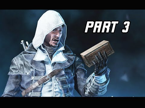 Assassin's Creed Rogue Remastered Walkthrough Part 3 - Artifact (4K Let's Play Commentary)